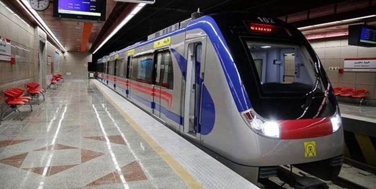 طرح جدید ترافیک مسافران مترو را افزایش داد