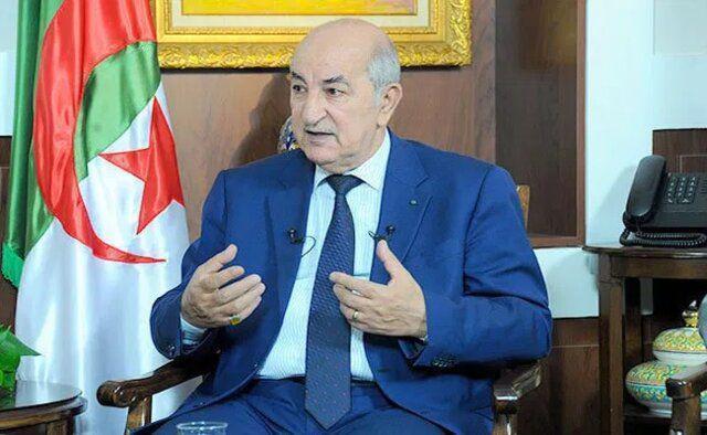 عبدالمجید تبون رئیس جمهور الجزایر شد