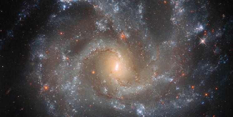 کشف یک شیء قوس شکل در کهکشان راه شیری