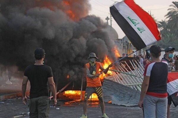 معترضان با نیروهای امنیتی برای بازداشت خرابکاران همکاری کنند