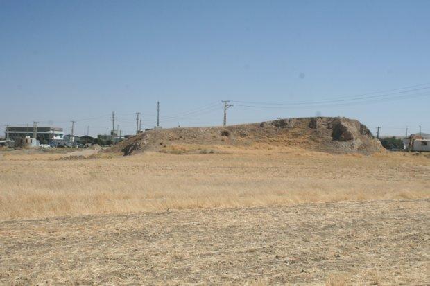 تپه باستانی پارک جنگلی گچساران تعیین حریم شد