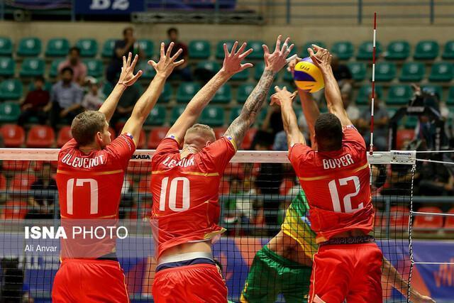 معرفی 12 تیم نهایی در والیبال المپیک
