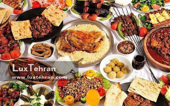 شکم گردی در بهترین رستوران های ترکیه : از استانبول تا بدروم