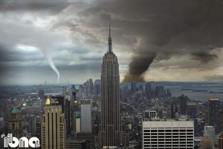 خدای گردباد؛ روایت منطق آمریکایی ها از طوفان های مخرب
