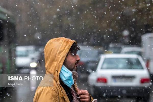شرایط دمای هوای کشور طی زمستان