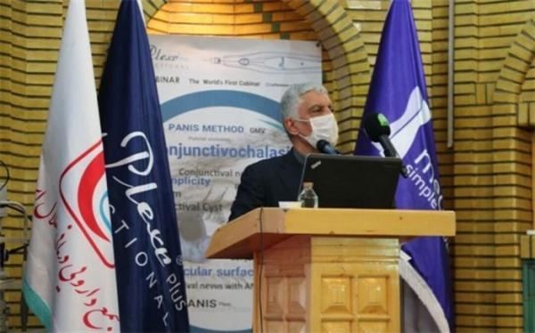 معرفی روش نوین درمان بیماری های چشم با همت متخصصان ایرانی