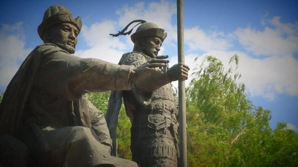 پانصد و پنجاهمین سالگرد تاسیس قزاقستان