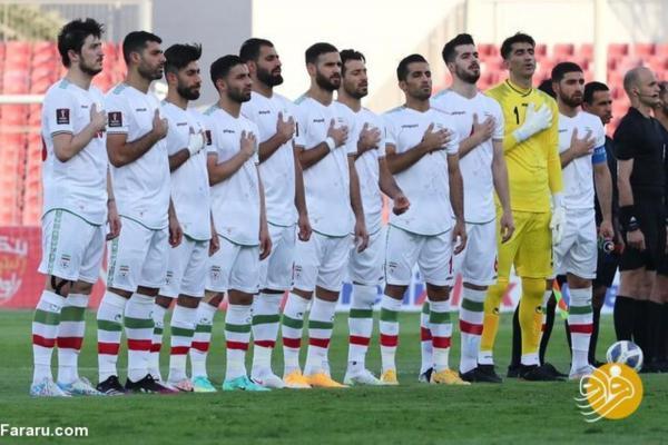 بازی ایران ، عراق در زمین بی طرف